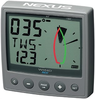 Nexus NX Wind Data Seti