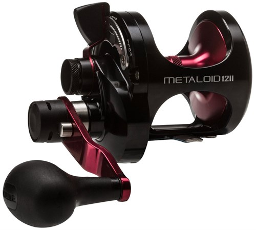 Okuma Metaloıd Two Speed  M-5NIIR (RED) Çıkrık Makinesi
