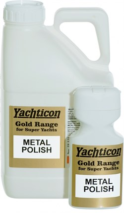 Yachticon Gold Serisi Metal Poliş 5 Litre