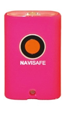 Navisafe Mini Led Fener Pembe