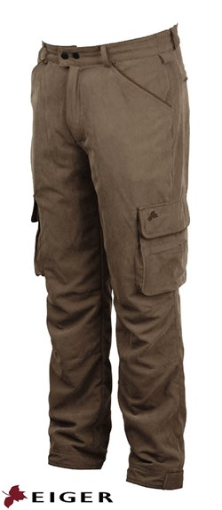 Eiger Wood Hunting Trousers Green
