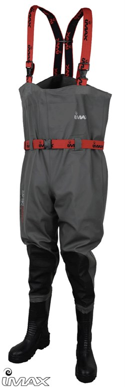 Imax Nautic PRO Chest Wader Cleated+Studs