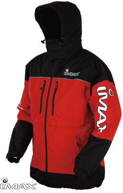 Imax Thermo Boat Jacket Red/Black