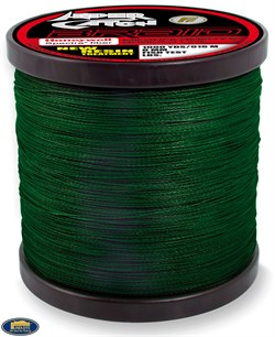 Lineaeffe H.Catch Spectra Green Yds 1000