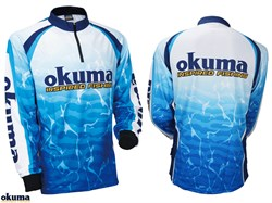 Okuma Long Sleeve Tournament Jersey