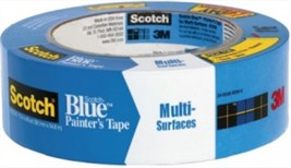 ScotchBlue 2090 Mavi Maskeleme Bandı 50mmx50m