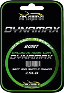 Dynamax Supple İp Misina 15 lb 20m