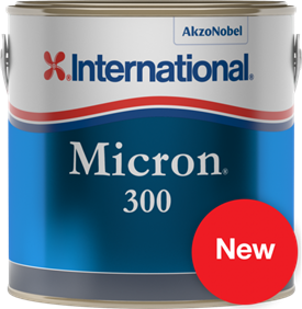 İnternational Micron 300 2.5L Zehirli Boya