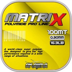 Matrix Polymide Misina 0.45mm Sarı
